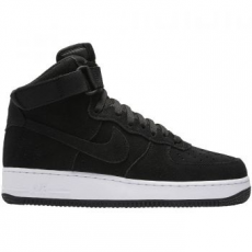 Nike Air Force 1 High '07 férfi sportcipő, Black/White, 44 (315121-038-10)