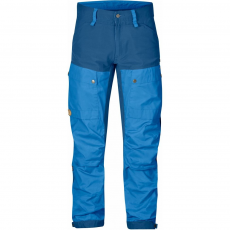 Fjallraven Keb Trousers Regular Túranadrág,outdoor nadrág D (FJ-82830R-q_525-UN Blue)