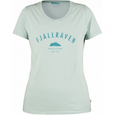 Fjallraven Trekking Equipment T-shirt W T-shirt,top D (FJ-89617-q_513-Ocean Mist)