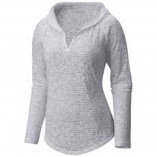 Columbia Inner Luminosity Hoodie T-shirt,top D (1621381-q_101-White)
