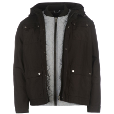 Firetrap Téli kabát Firetrap Double Layer fér.