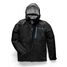 HEAVY TOOLS NOXON black Férfi kabát