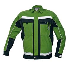 AUST STANMORE kabát zöld/fekete 56