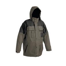 Cerva ULTIMO kabát fekete-szürke XXXL