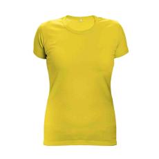 Cerva SURMA LADY női póló sárga XXL