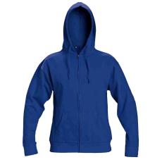 Cerva NAGAR csuklyás pulóver royal kék M