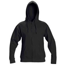 Cerva NAGAR csuklyás pulóver fekete XXL
