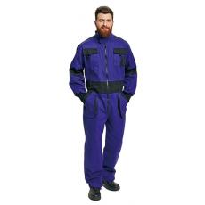 Cerva MAX overall kék/fekete 52