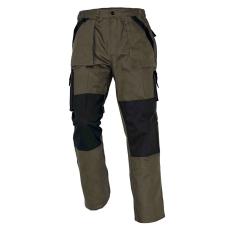 Cerva MAX nadrág barna/fekete 48