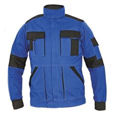 Cerva MAX LADY női kabát kék/fekete 42