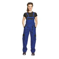 Cerva MAX LADY női kertésznadrág kék/fekete 34