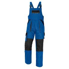 Cerva MAX kertésznadrág kék/fekete 66