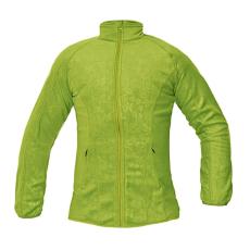 CRV YOWIE női polár kabát zöld L