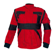 Cerva MAX kabát piros / fekete 64