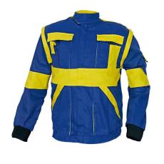 Cerva MAX kabát kék / sárga 62
