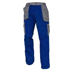 Cerva MAX EVO derekas nadrág kék/szürke 50