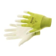Kixx LIKE LIME kesztyű nylon  PU zöld - 7