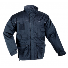Cerva LIBRA téli kabát sötétkék XXL