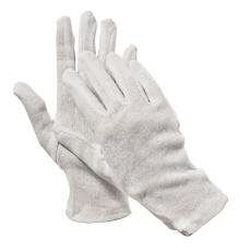 Cerva KITE fehér pamutkesztyű - 8