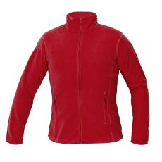 Cerva GOMTI női polár kabát piros XL