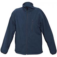 FF BE-02-004 fleece kabát navy L