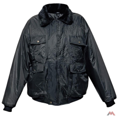 FF BE-02-002 PILOT kabát fekete L