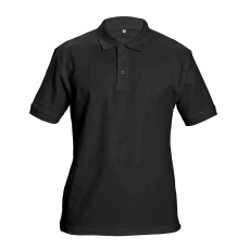Cerva DHANU tenisz póló fekete XXL