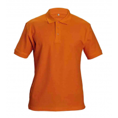 Cerva DHANU tenisz póló narancssárga L