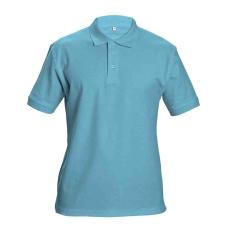 Cerva DHANU tenisz póló égkék L