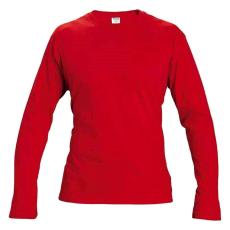 Cerva CAMBON hosszú ujjú trikó piros L