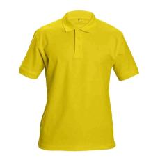 Cerva DHANU tenisz póló sárga XXL