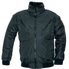 Cerva PILOT kabát fekete - L