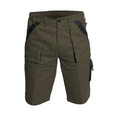Cerva MAX rövidnadrág barna/fekete 58