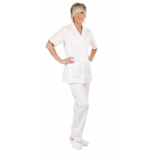 Cerva LILY rövidujjú női ing fehér 58