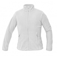 Cerva GOMTI női polár kabát fehér L