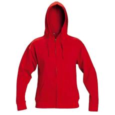 Cerva NAGAR csuklyás pulóver piros M
