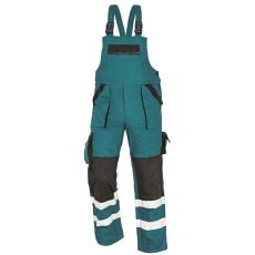 Cerva MAX REFLEX kertésznadrág zöld/fekete 58