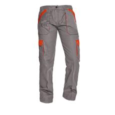 Cerva MAX LADY női nadrág szürke/narancs 42