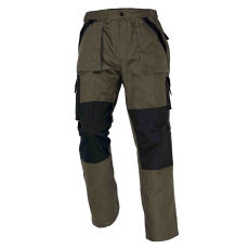Cerva MAX nadrág barna/fekete 54