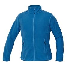 Cerva GOMTI női polár kabát világoskék M