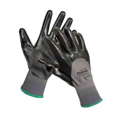 Cerva FIELDFARE kesztyű nylon/nitril 3/4 - 9