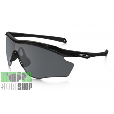 OAKLEY M2 Frame XL Polished Black Black Iridium Polarized