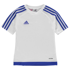 Adidas Sportos póló adidas 3 Stripe Estro gye.