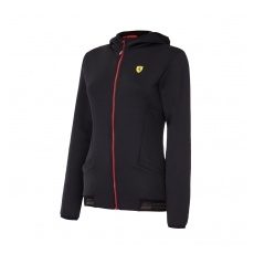 Branded Ferrari F1 női kabát Full Zip black Team 2016 - L