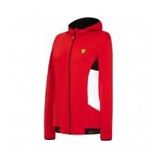 Branded Ferrari női kabát Full Zip red F1 Team 2016 - S