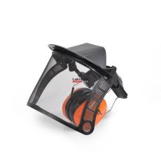 Hecht 900105 arcvédő - elülső rostély fülvédővel CE