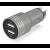 RaidSonic IcyBox autós töltő átalakító 2xUSB (3,1A) kimenettel IB-CH202