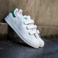 ADIDAS ORIGINALS adidas Stan Smith CF Ftw White/ Ftw White/ Green