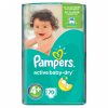 Pampers Active Baby-Dry pelenka 70 db (4+) maxi+ (9-16 kg)