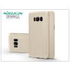 Nillkin Samsung G955F Galaxy S8 Plus oldalra nyíló flipes tok - Nillkin Sparkle - gold